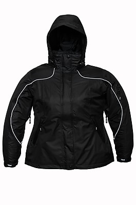 Viking Creekside Ladies Hi-tech Jacket Black (866BK-L)