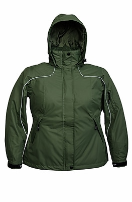 Viking Creekside Ladies Hi-tech Jacket Martini Green (866MG-XXL)