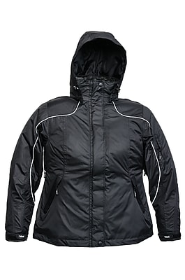 Viking Creekside Tri-zone Ladies All-Season Jacket Black (880BK-XXL)