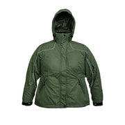 Viking Creekside Tri-zone Ladies All-Season Jacket Martini Green (880MG-M)