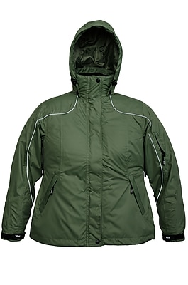 Viking Creekside Tri-zone Ladies All-Season Jacket Martini Green (880MG-XXL)