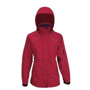 Viking Creekside Tri-zone Ladies All-Season Jacket Red (880R-L)