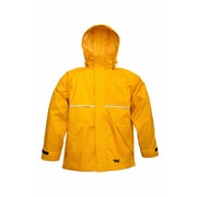 Viking Journeyman 420D Ripstop Nylon Jacket Yellow (3300J-L)