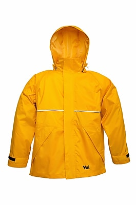 Viking Journeyman 420D Ripstop Nylon Jacket Yellow (3300J-XL)