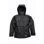 Viking Professional THOR Trilobal Ripstop Waterproof Breathable Jacket Black (3910JB-L)