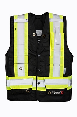 Viking Professional Journeyman Trilobal Ripstop FR Surveyor Vest (3995FR-XL)