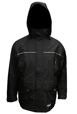 Viking Tempest 50 Lined Jacket Black (850BK-M)