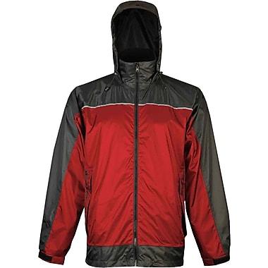 Viking Windigo Lightweight Waterproof Jacket Charcoal Red (910CR-L)
