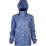 Viking Windigo Lightweight Waterproof Ladies Jacket Hydro Blue (920HB-XL)