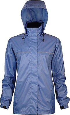 Viking Windigo Lightweight Waterproof Ladies Jacket Hydro Blue (920HB-M)