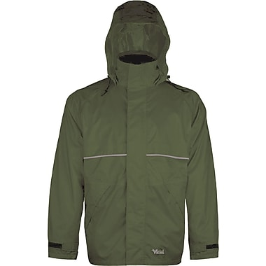 Viking Journeyman 420D Ripstop Nylon Jacket Green (3305J-XXL)