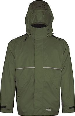 Viking Journeyman 420D Ripstop Nylon Jacket Green (3305J-XXXXL)