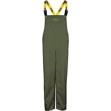 Viking Journeyman 420D Ripstop Nylon Bib Pants Green (3305P-XL)