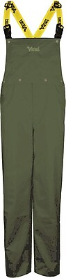 Viking Journeyman 420D Ripstop Nylon Bib Pants Green (3305P-S)