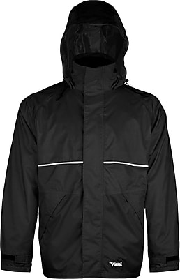 Viking Journeyman 420D Ripstop Nylon Jacket Black (3307J-XXL)