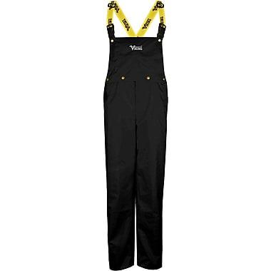 Viking Journeyman 420D Ripstop Nylon Bib Pants Black (3307P-XL)