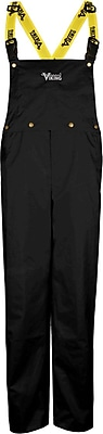 Viking Journeyman 420D Ripstop Nylon Bib Pants Black (3307P-L)