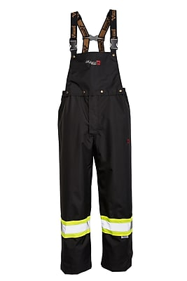 Viking Professional Journeyman Trilobal Ripstop FR Bib Pants (3907FRP-L)