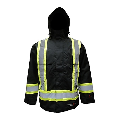 Viking Professional Insulated Journeyman Trilobal Ripstop FR Jacket (3907FRWJ-M)