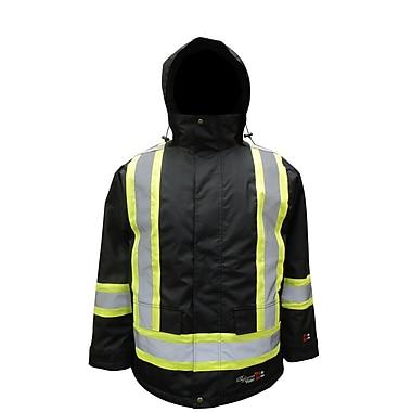 Viking Professional Freezer Insulated Journeyman Trilobal Ripstop FR Jacket (3957FRJ-L)