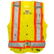 Viking Surveyor Safety Vest Green (U6195G-L)