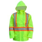 Open Road 150D Ripstop Jacket Green (6323JG-S)