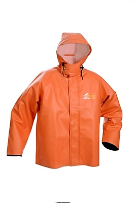 Viking Bristol Bay 0.75 mm PVC Hooded Jacket (8125J-L)