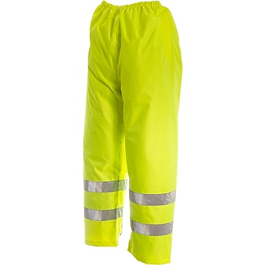 Open Road 150D Ripstop Safety Waist Pants (D6323WPG-M)