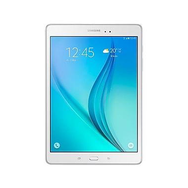 Samsung - Tablette Galaxy Tab A (SM-T280NZKAXAC), 7 po, blanc