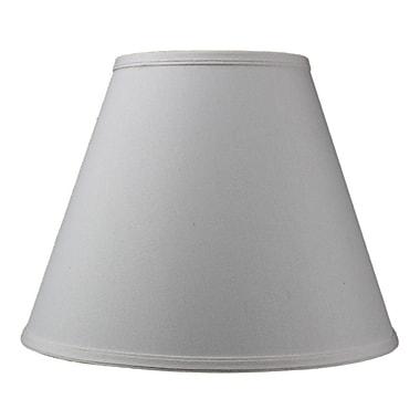 Home Concept Modern Classics 14'' Linen Empire Lamp Shade