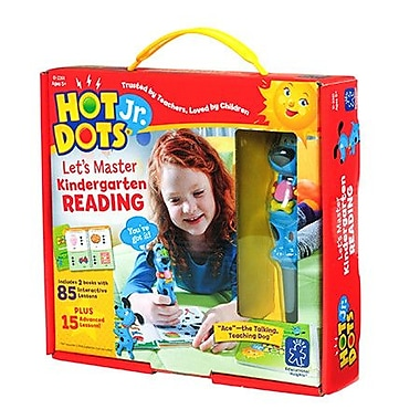 Educational Insights Hot Dots Jr Let'S Master Kindergarten Reading
