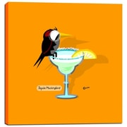 Cortesi Home ''Tequila Mockingbird'' by Chuck Wimmer Graphic Art on Canvas