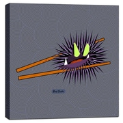 Cortesi Home ''Uni'' by Chuck Wimmer Graphic Art on Wrapped Canvas