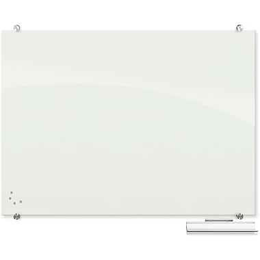 Best-Rite Visionary, 4' x 3', Glass Magnetic Board (83844)
