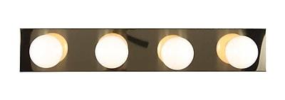 Aurora Lighting G25 Bath Vanity Lamp, Polished Brass(STL-VME210246)