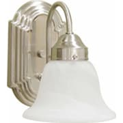 Aurora Lighting T3 COIL Bath Vanity Lamp, Brushed Nickel(STL-VME364512)