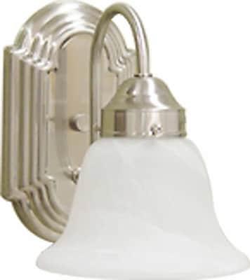 Aurora Lighting T3 COIL Bath Vanity Lamp, Brushed Nickel(STL-VME364512)