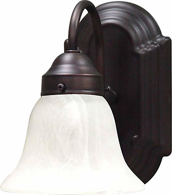 Aurora Lighting T3 COIL Bath Vanity Lamp, Florence Bronze(STL-VME816633)
