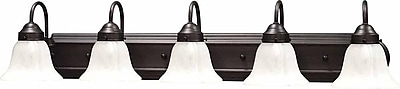 Aurora Lighting T3 COIL Bath Vanity Lamp, Florence Bronze(STL-VME816671)