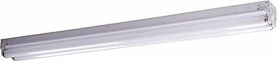 Aurora Lighting Fluorescent Flush Mount, White (STL-VME816817)