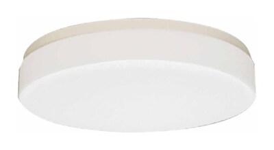 Aurora Lighting LED Flush Mount, White (STL-VME662151)