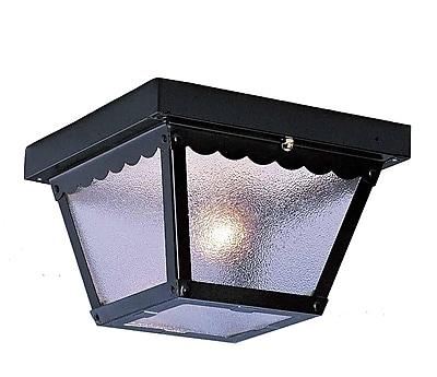 Aurora Lighting A19 Outdoor Flush Mount Lamp (STL-VME572313)
