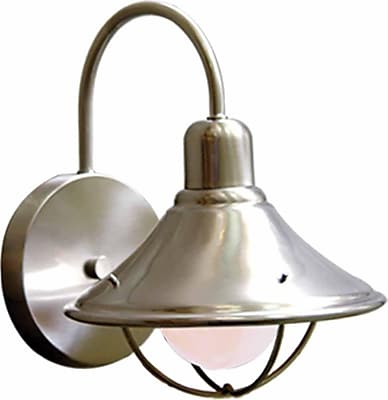 Aurora Lighting A19 Outdoor Wall Sconce Lamp (STL-VME091210)