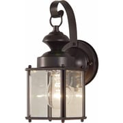 Aurora Lighting A19 Outdoor Wall Sconce Lamp (STL-VME992715)