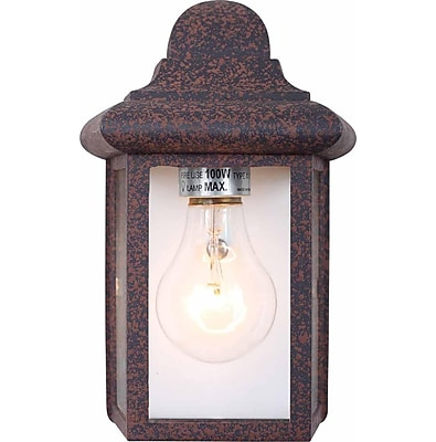 Aurora Lighting A19 Outdoor Wall Sconce Lamp (STL-VME388785)