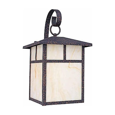Aurora Lighting A19 Outdoor Wall Sconce Lamp (STL-VME090183)