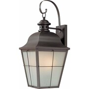 Aurora Lighting B11 Outdoor Wall Sconce Lamp (STL-VME990322)