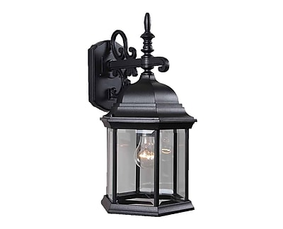 Aurora Lighting A19 Outdoor Wall Sconce Lamp (STL-VME581209)