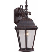 Aurora Lighting A19 Outdoor Wall Sconce Lamp (STL-VME082300)