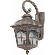 Aurora Lighting B11 Outdoor Wall Sconce Lamp (STL-VME816923)